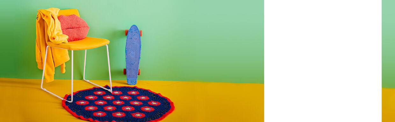 Modèles tricot décoration