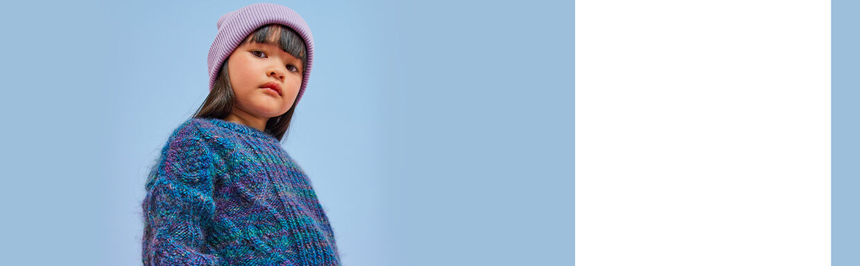Modèles tricot enfant