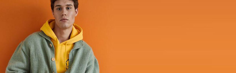 Modèles tricot homme