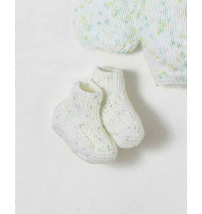 Modèle layette - Chaussons Pingorex Baby