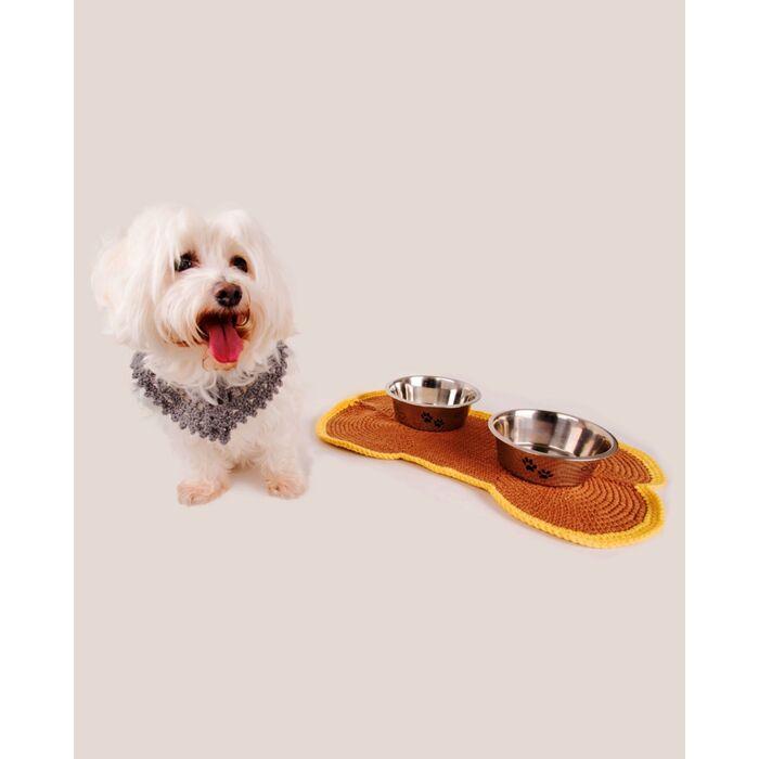 Modèle animaux - Tapis dog Miam