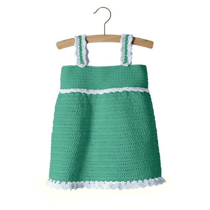 Kit ma 1ere robe au crochet