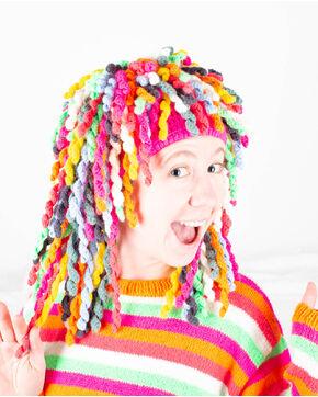 Modèle accessoire - Perruque Carnaval