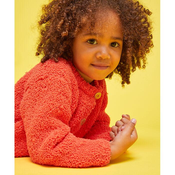 Fiche Modèle Enfant - Gilet Abygaelle