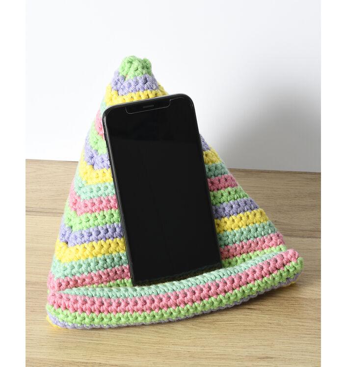 Modèle Accessoires - Pouf de téléphone