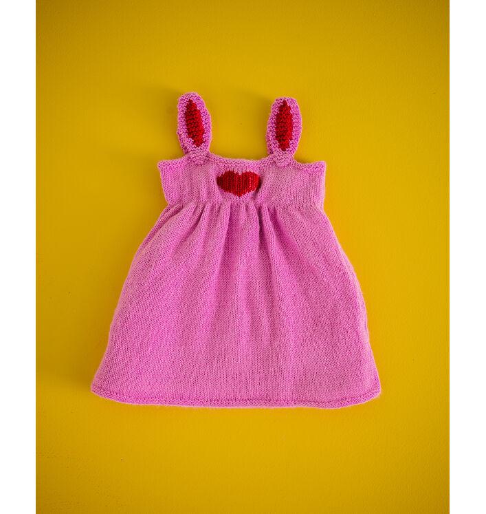 Fiche Modèle Layette - Robe Bunny