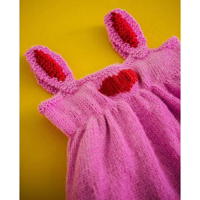 Modèle Layette - Robe Bunny