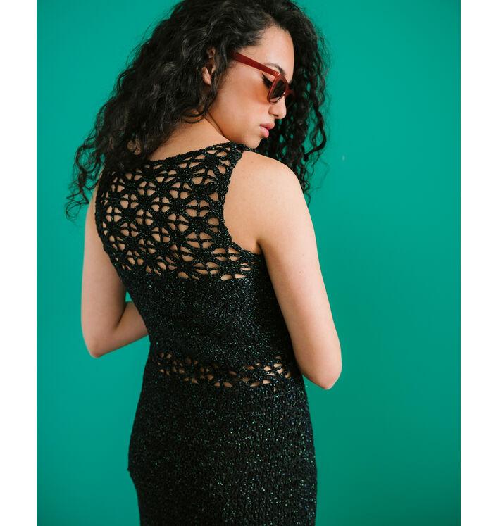 Modèle Femme - Robe Cony Noir