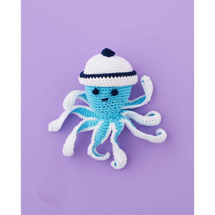 Modèle Accessoires - Doudou Jelly Fish