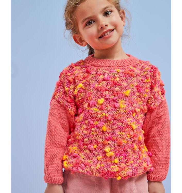 Modèle Enfant - Pull Tifaine
