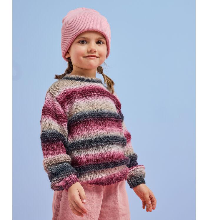Modèle Enfant - Pull Tiago