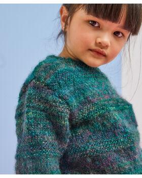 Modèle Enfant - Pull Tomi