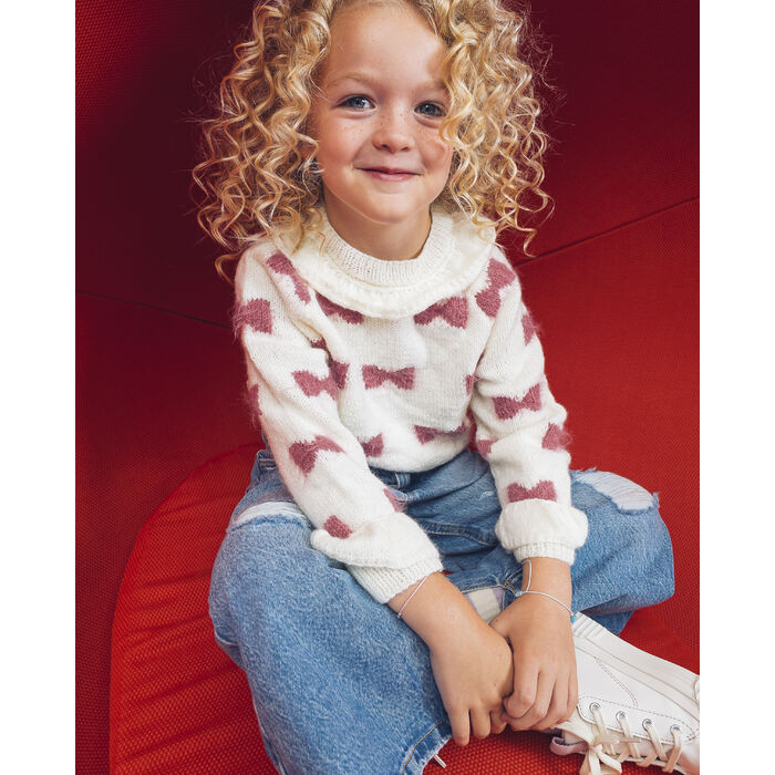 Modèle Enfant - Pull Brittany