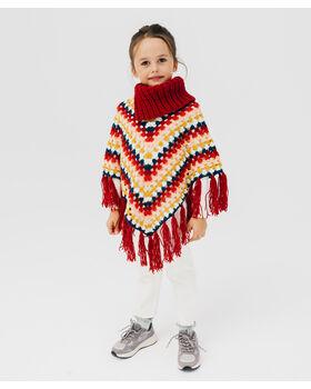 Modèle Enfant - Poncho Fiona