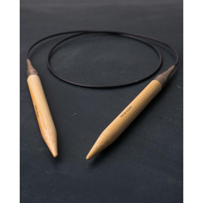 Aiguilles circulaire en bambou 80 cm