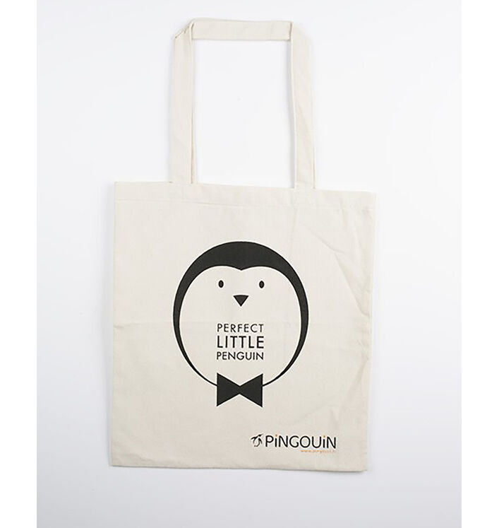 "Tote Bag - ""Perfect little Penguin"""